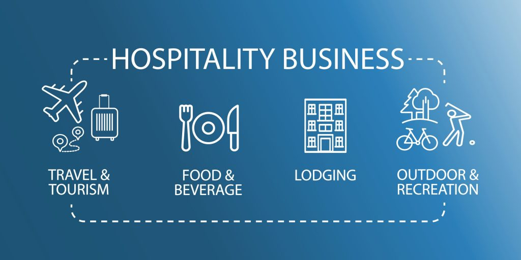 Hospitality Business Icon
